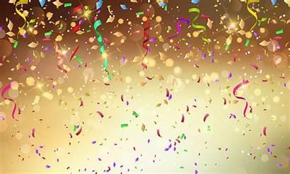 Streamers Confetti Luftschlangen Gratis Konfetti Vecteezy Celebration