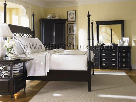 black poster bedroom set black poster bed master bedroom set