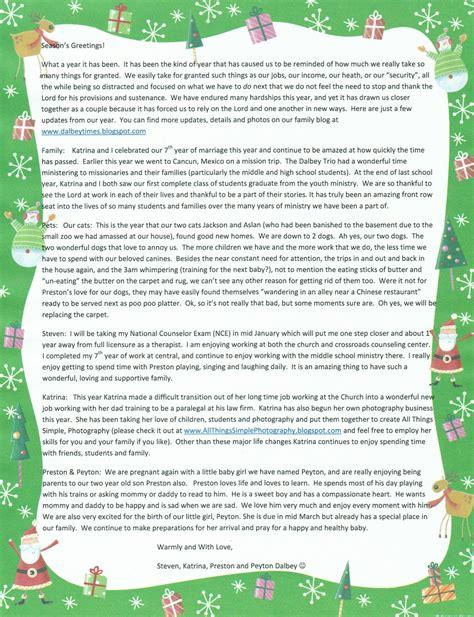 merry christmas letter for a professor sle new