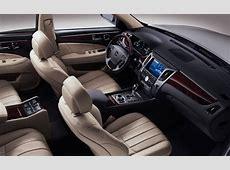 Novo Hyundai Equus VS 460, um sedã de luxo da Hyundai Sim