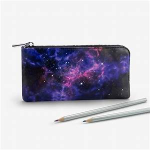 Space Pencil Case - Mustard