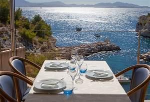 Restaurant Romantique Marseille : auberge du m rou restaurant niolon ~ Voncanada.com Idées de Décoration