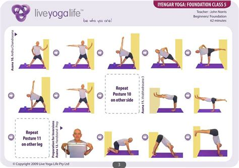 chair sequences pdf iyengar foundation complete set classes 1 to 7