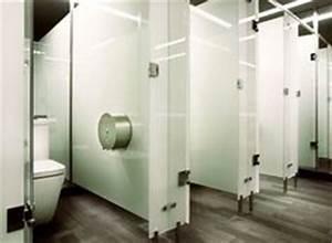 Aqueous glass toilet cubicles black toilet cubicles for Bathroom companies sydney