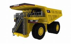 Caterpillar 797 Haul Truck - Heavy Machines NEW - Heavy ...