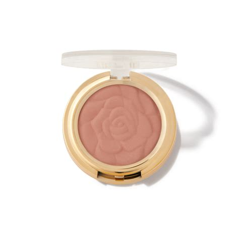travel size rose powder blush milani milani cosmetics