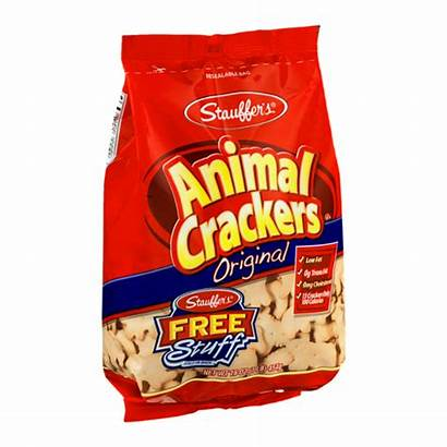 Crackers Animal Stauffer Stauffers