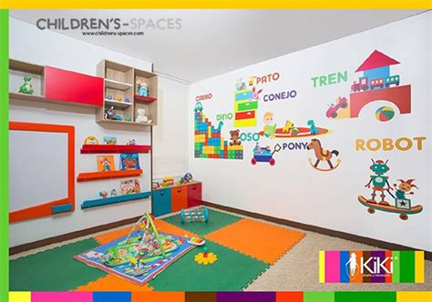pasos  disenar  jardin de infancia childrens
