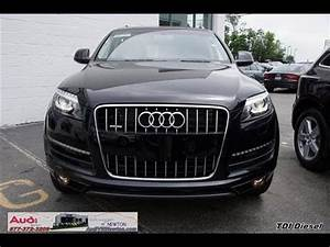 Audi Diesel Zurückgeben : 2012 audi q7 3 0 tdi quattro clean diesel youtube ~ Jslefanu.com Haus und Dekorationen