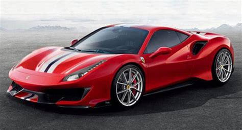Ferrari 488 Pista First Photos Of New Hardcore Model