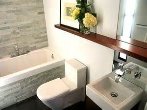 Small Modern Bathrooms With Bath by Small Modern Bathroom Ideas Widaus Home Design