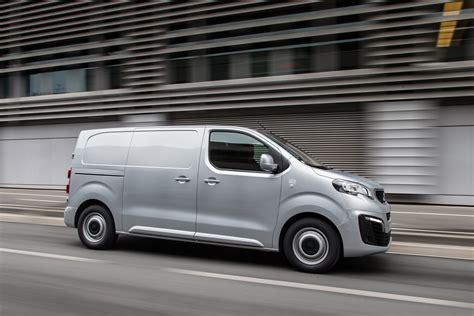 peugeot vans peugeot expert van 2016 pictures auto express
