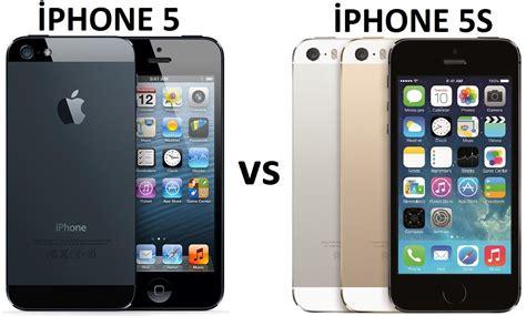 iphone 5s vs iphone 5 iphone 5s vs iphone 5 karşilaştırma tukce
