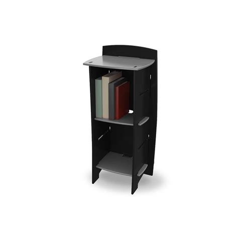 Small Childrens Bookcase by Easy Fit Small Bookcase In Black Skate Design
