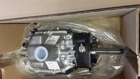 5 Speed H55f Manual Transmission (p/n 33030-60450