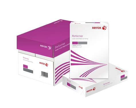 Xerox Office Supplies by Xerox Performer A3 Paper 80gsm White Ream Pack Of 500
