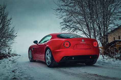 Alfa Romeo 8c Competizione Still Packs A Punch Drivers