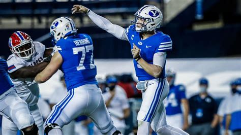 Hill, Hoffman, defense do enough to give BYU football win ...