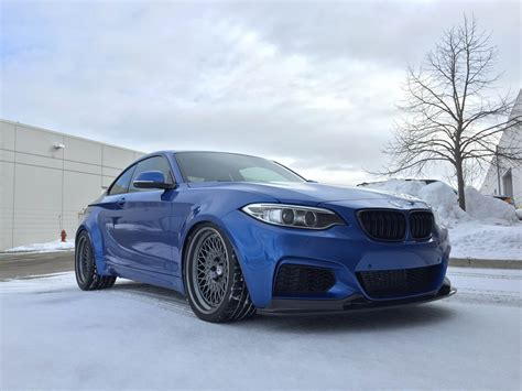 A Truly Special Bmw M235i Project