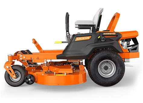 zero turn mower acre ikon lot xd buying guide ariens consume fuel does