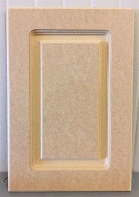 Mdf Cabinet Doors by Custom Cut To Size Mdf Replacement Raised Panel Cabinet