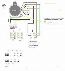 Baldor Motor Capacitor Wiring Diagram Sample