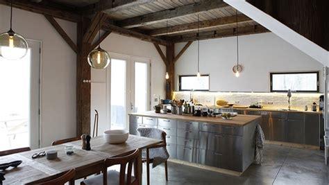 Betonnen Gietvloer Keuken by Keuken Met Betonnen Vloer Fotospecial