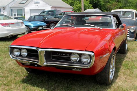 Pontiac Enters The Pony Car Market