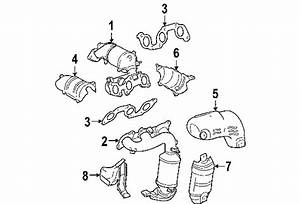 2005 Toyota Sienna Parts