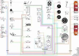 Electrical Schematic  Cable Tree  For Spitfire Iv Using