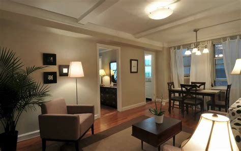 City Appartments by Classic Tudor City One Bedroom New York City Apartment