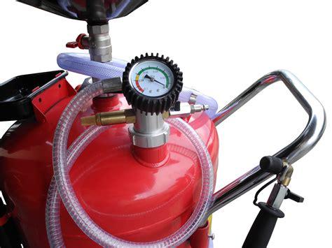 Redline 30 Gallon Self Evacuating Vacuum Oil Extractor