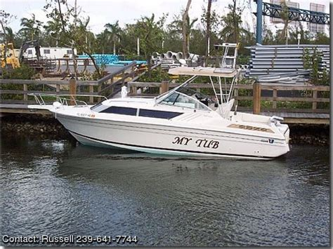 Used Xpress Boats For Sale By Owner by 1991 Wellcraft 2600 Express By Owner Boat Sales