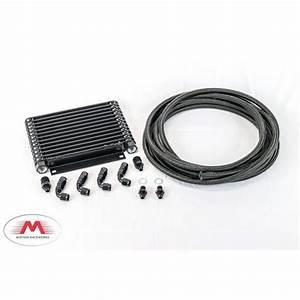 Gm Th350  Th400  700r4  4l60e Derale Trans Cooler Kit W