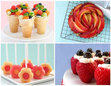 fruit ideas fun fruit ideas and recipes for a picnic