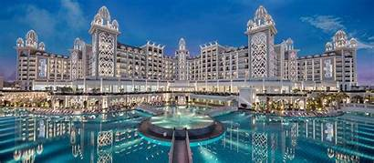 Granada Belek Luxury Antalya Otel Ganada Bina