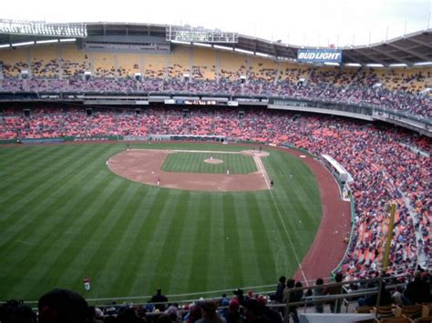rfk stadium history      washington