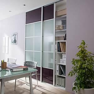 Porte Coulissante Atelier Castorama : porte de placard style atelier xsr86 slabtownrib ~ Melissatoandfro.com Idées de Décoration