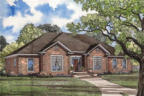 Neo-traditional 4 Bedroom House Plan