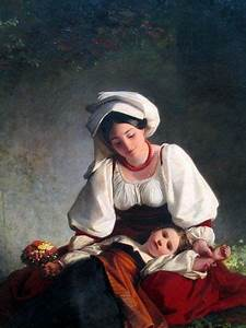 299 best Mother and Child ~ Art images on Pinterest   Art ...
