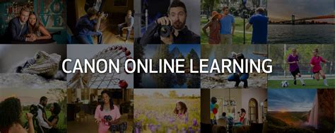 Canon Usa Launches New Online Photography Courses Digital