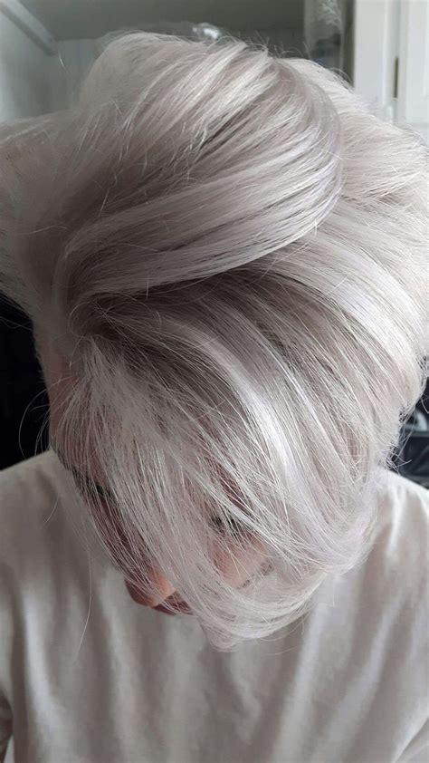 25 Best Ideas About Silver Hair Men On Pinterest Grey