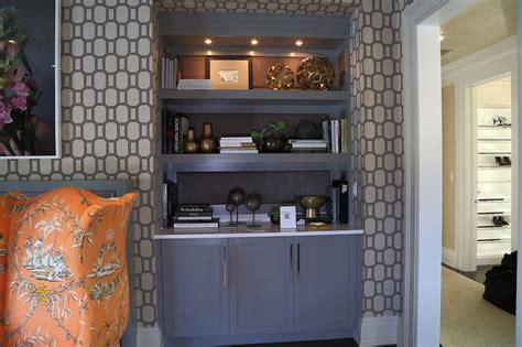 Permalink to Painted Bookshelves Ideas