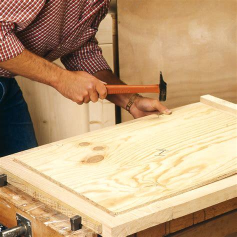 fabriquer bureau bois fabriquer un bureau en bois dootdadoo com idées de