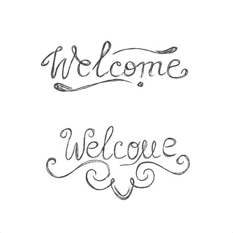welcome sign template 19 welcome banner templates free sle exle format free premium templates