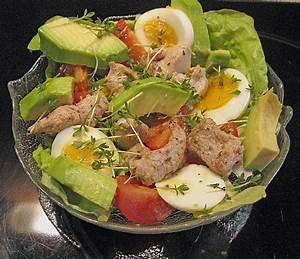 Spargel Avocado Salat : avocado eier salat mit putenstreifen von ulkig ~ Lizthompson.info Haus und Dekorationen