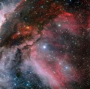 Jean-Baptiste Faure: The Carina Nebula around the Wolf ...