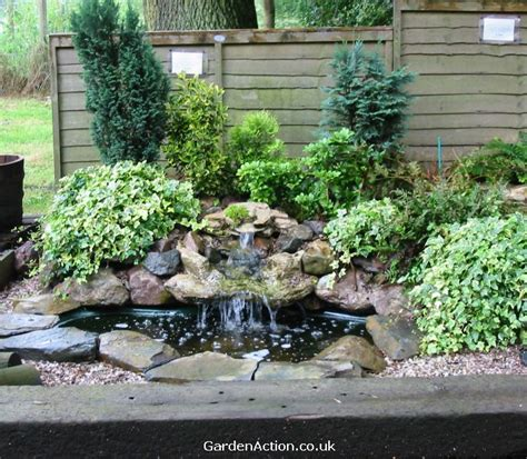 how to add features related to garden water