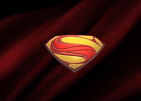 Man of Steel Logo Wallpaper (72+ images)