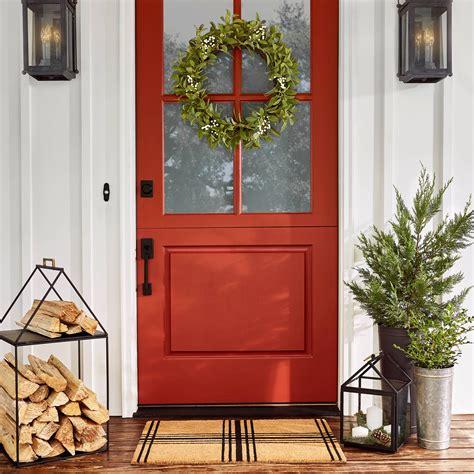 christmas door decorating ideas  decorations